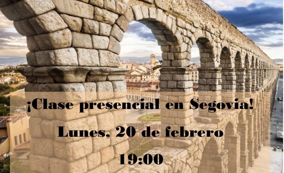 Clase de aceites esenciales en Segovia